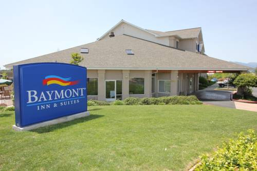 Baymont Inn and Suites Redding