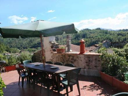 Holiday Home Torre di Rometta Fivizzano