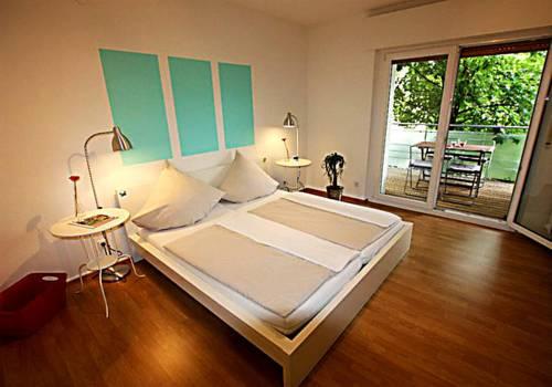 Wohlfühl-Apartment Freiburg, Gartenstraße