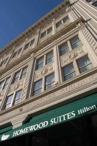 Homewood Suites by Hilton Nashville-Downtown