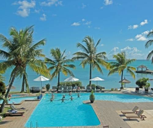 Coral Azur Hotel Mont Choisy
