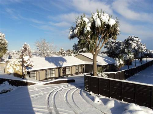 Ruapehu Mountain Motel & Lodge