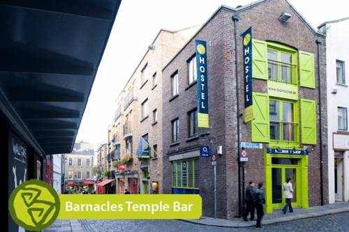 Barnacles Temple Bar House
