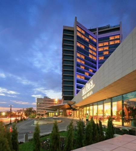 Grand Ankara Hotel Convention Center
