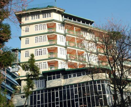 Hotel Himalayan Heights
