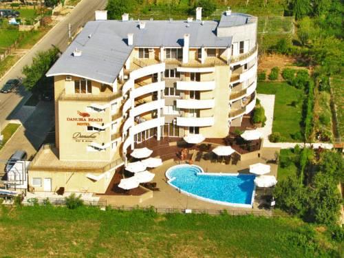 Hotel Danubia Beach