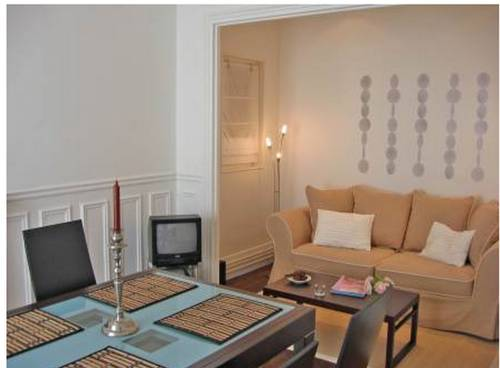 Apartment Rue Sidi Brahim Paris