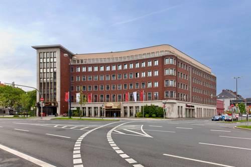 Unique Novum Dortmund Hauptbahnhof