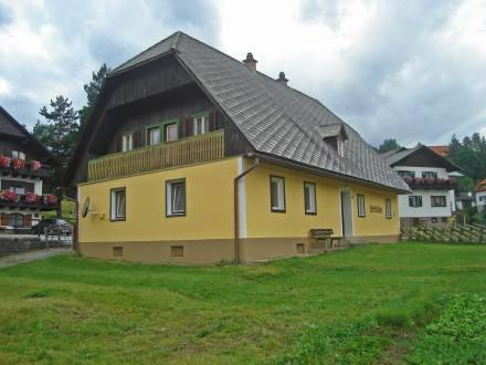 Holiday Home Vulgo Reich Hirschegg