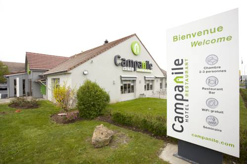 Campanile Evry Ouest - Corbeil