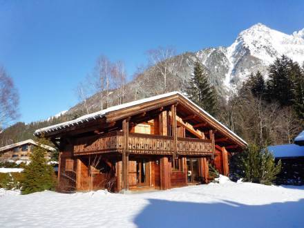 Holiday Home Grangette Chamonix