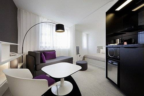 Suite Novotel Luxembourg