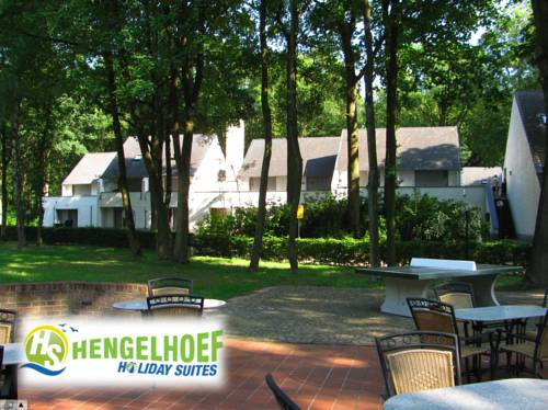 Holiday Suites Hengelhoef - Domein Hengelhoef