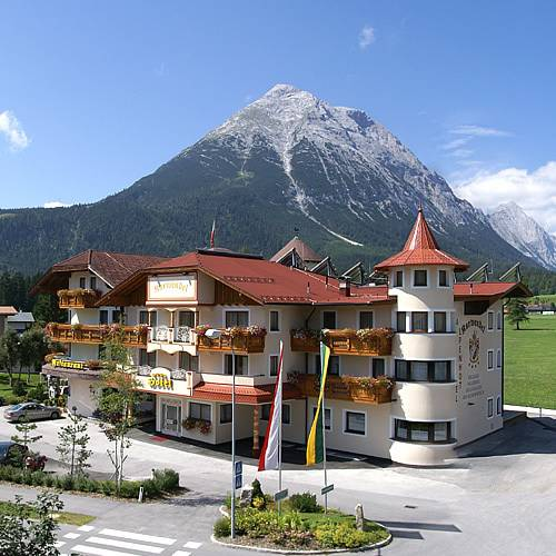 Anti-Stress-Resort Alpenhotel Karwendel