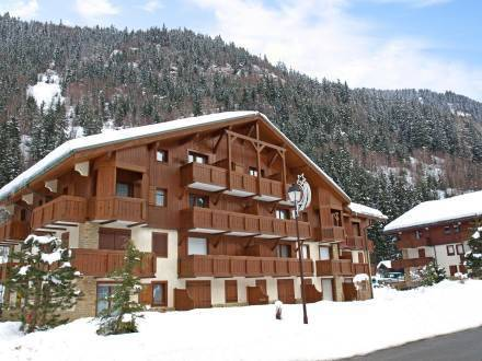 Apartment Cimes D'Or III Contamines Montjoie