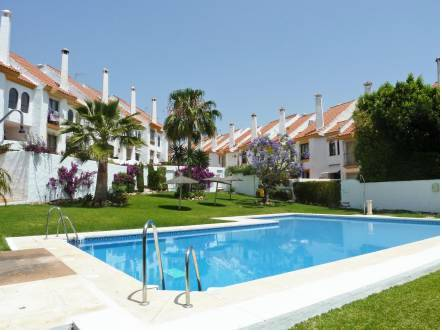 Holiday home Villas del Mediterráneo Estepona