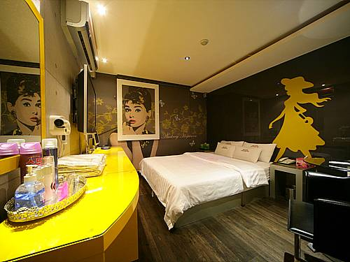 Queen 21 Hotel Sinchon