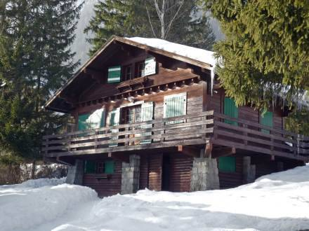 Holiday Home Les Cairns Chamonix