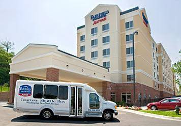 Fairfield Inn & Suites-Washington DC