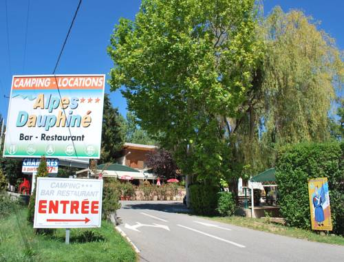 Camping Alpes Dauphiné