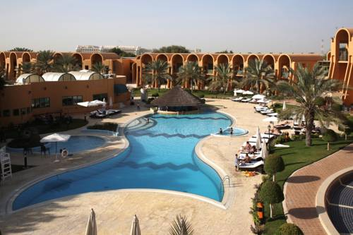Golden Tulip Al Jazira Hotel & Resort