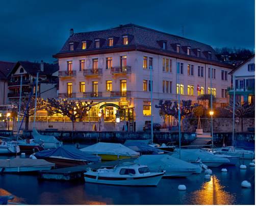 Hotel Le Rivage