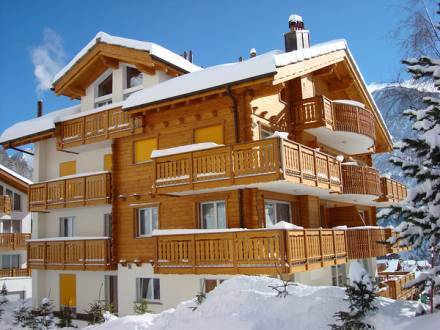 Apartment Haus Cornelia I Saas Fee