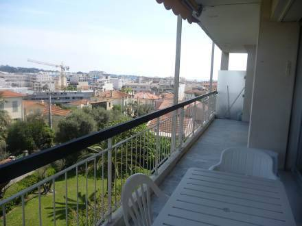 Apartment Les Alizees Juan Les Pins