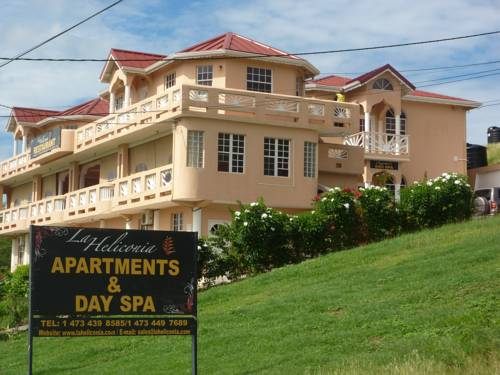 La Heliconia & Day Spa