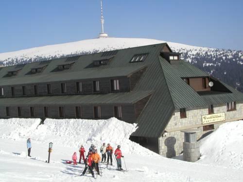 Hotel Ovcarna pod Pradedem