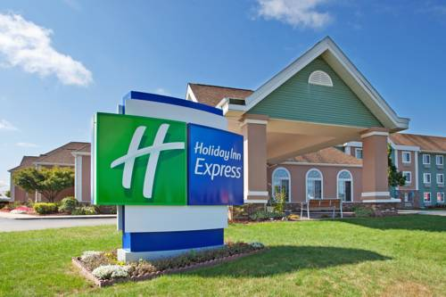 Holiday Inn Express Birch Run-Frankenmuth Area