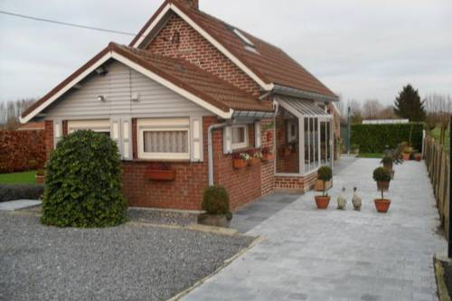 Holiday Home T Bloemenhof Hollebeke