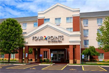 Four Points by Sheraton St. Louis - Fairview Heights