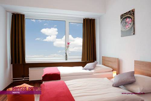 PangeaPeople Hostel & Hotel