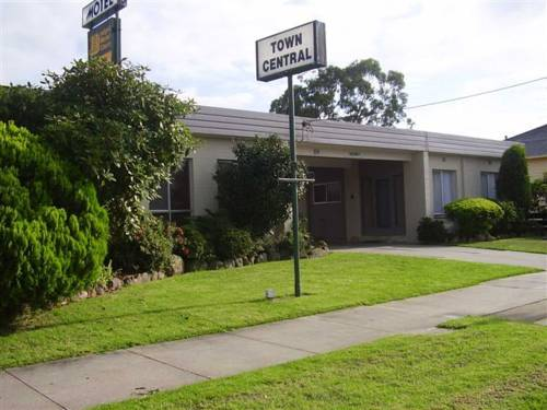 Bairnsdale Town Central Motel