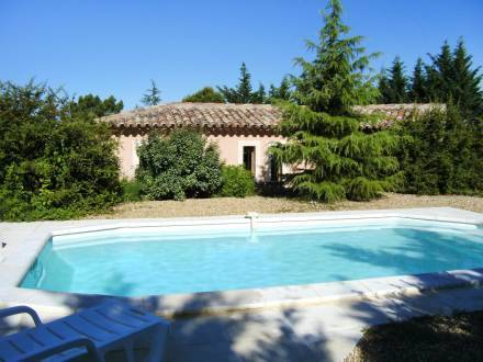Holiday Home Petit Maze Roussillon