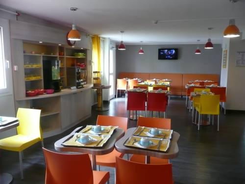P'tit Dej-Hotel Chartres