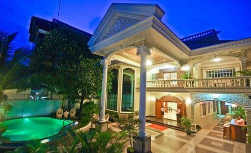 Lotus Luxury Villa