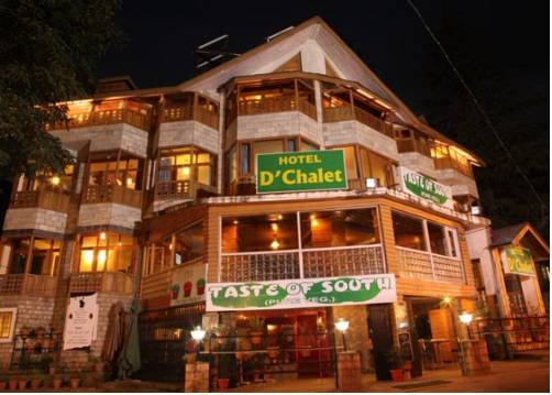Hotel D'Chalet