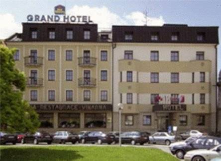 Best Western Hotel Grand