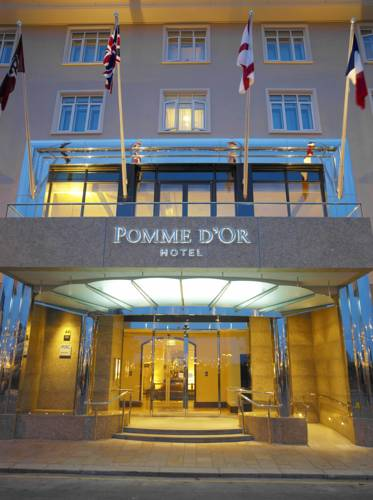 Pomme d'Or Hotel