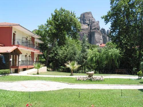 Spanias Hotel