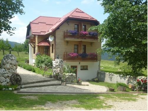 Pension Mrzlin Grad