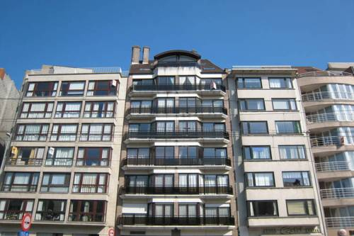 Apartment Stella Maris Knokke-heist