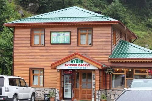 Ayder Avusor Hotel