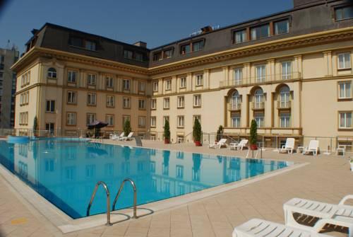 Trimontium Princess Plovdiv Hotel