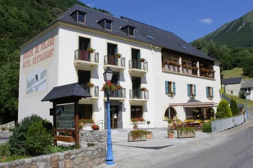 Logis Hôtel La Brèche De Roland