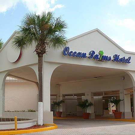 Magnuson Hotel Ocean Palms