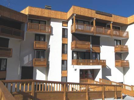Apartment Roc De Peclet II Val Thorens