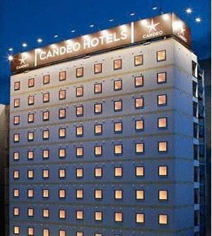 Candeo Hotels Ueno Park